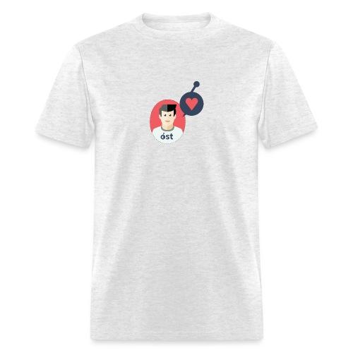 the OSTonian - Men's T-Shirt