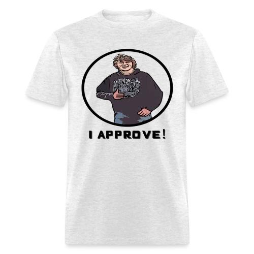 nissen approves1 - Men's T-Shirt