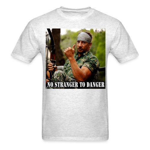 danger - Men's T-Shirt