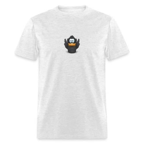 Adium512 Black2 png - Men's T-Shirt