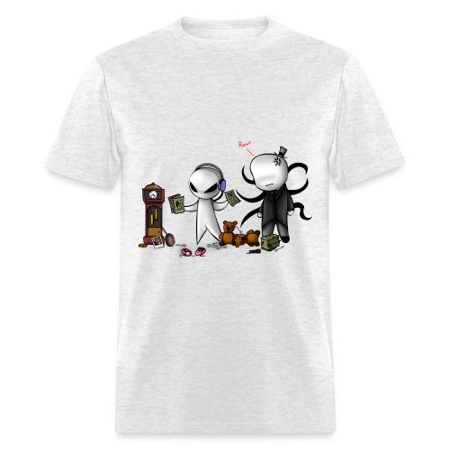 Final Product shirt second png - Men's T-Shirt