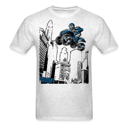 Sky-Riding Quad - Men's T-Shirt