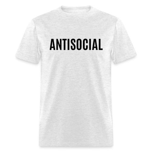 ANTISOCIAL - Men's T-Shirt