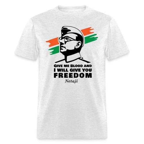 Subhash Chandra Bose - Men's T-Shirt