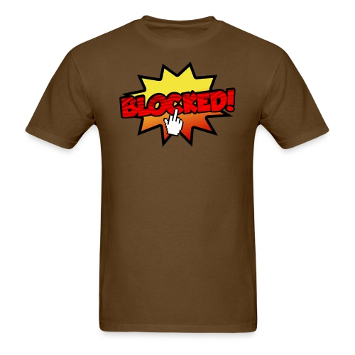 blocked - Men's T-Shirt