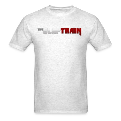 theslaptrain - Men's T-Shirt