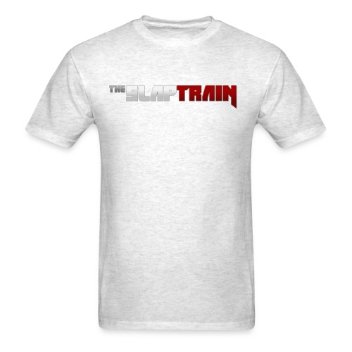 theslaptrain - Men's T-Shirt