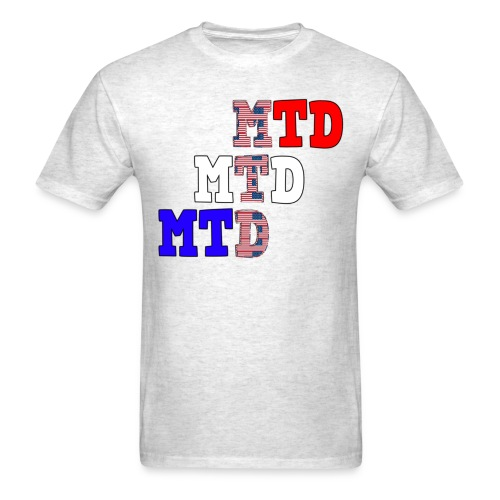 MTD America png - Men's T-Shirt