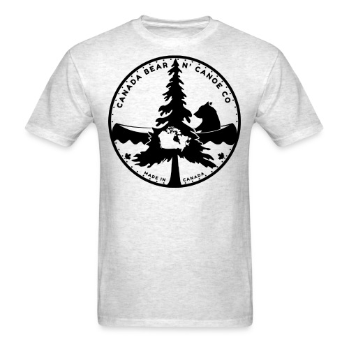 Canada Bear N Canoe CO Fi - Men's T-Shirt