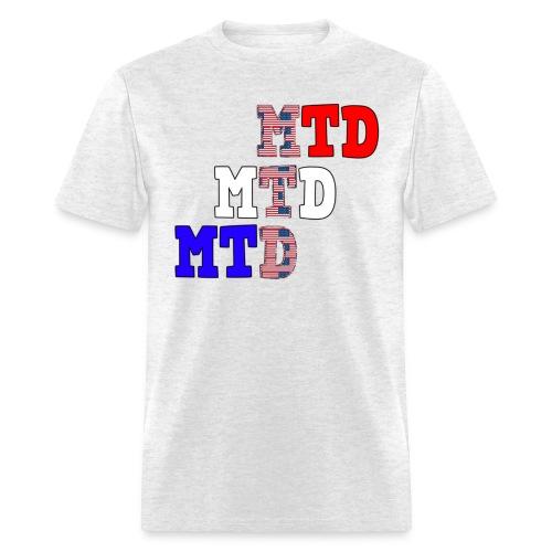 MTD America png - Men's T-Shirt
