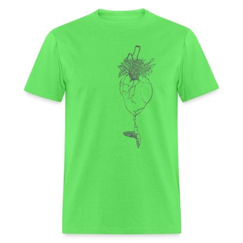 hummingbirdheart - Men's T-Shirt