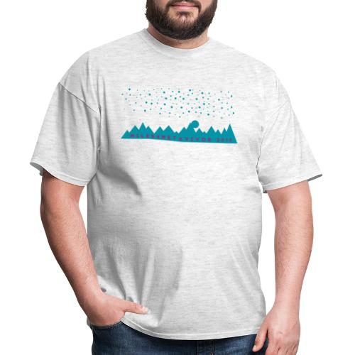 Miles4METAvivor Virtual Race 2019 - Men's T-Shirt