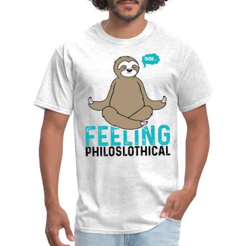 Feeling Philoslothical - Men's T-Shirt