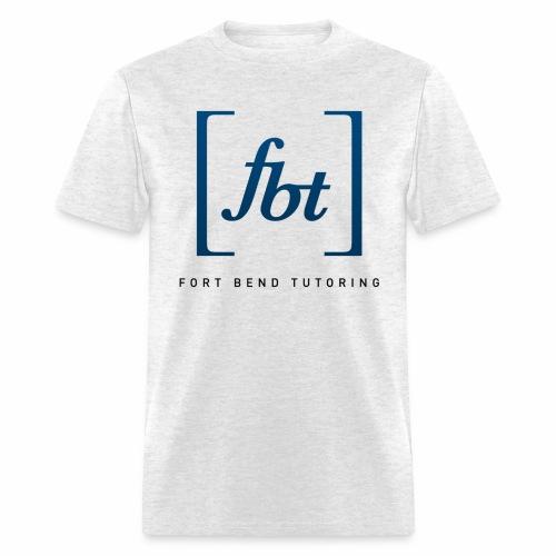 Fort Bend Tutoring Logo [fbt] - Men's T-Shirt
