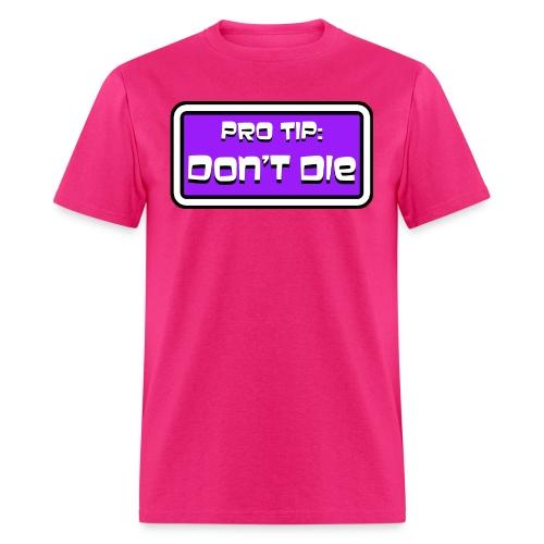 tshirt protip png - Men's T-Shirt