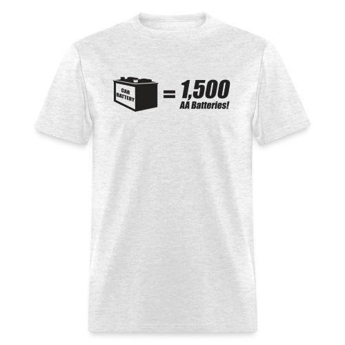 battery - Men's T-Shirt