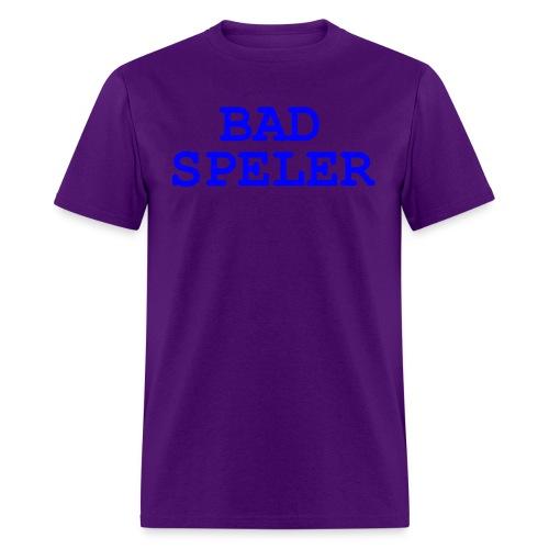 Bad Speler - Men's T-Shirt