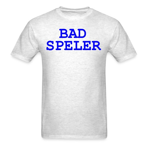 Bad Speler - Men's T-Shirt