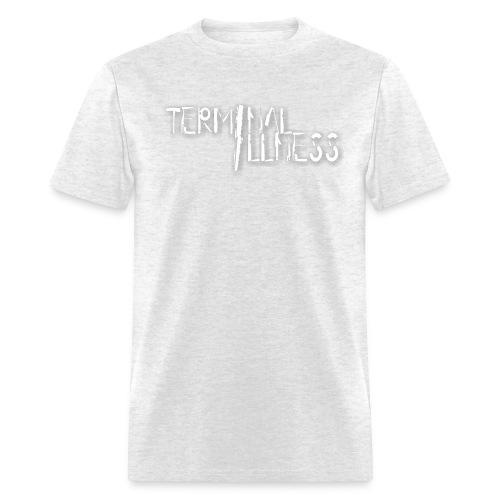 Terminal ILLness logo2 - Men's T-Shirt