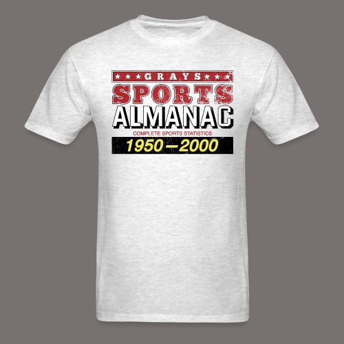 Grays Sports Almanac - Men's T-Shirt