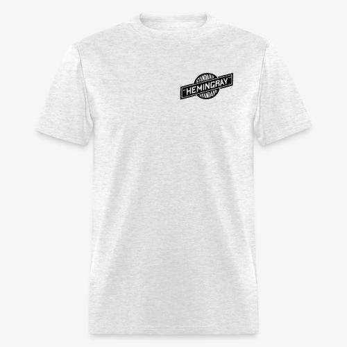 Hemingray Black - Men's T-Shirt