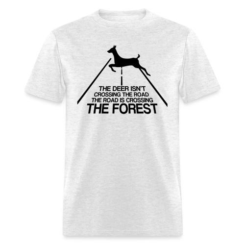 Deer's forest - Men's T-Shirt