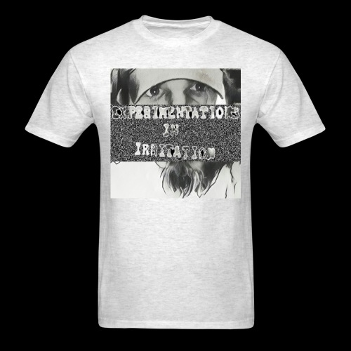 experimentations in irritation - Men's T-Shirt