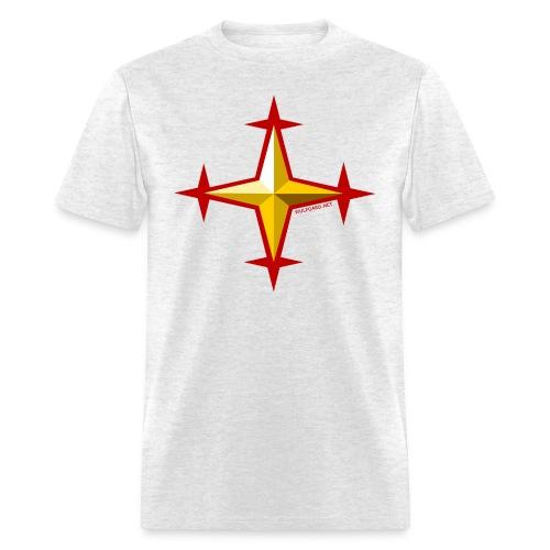 wulfgard templars png - Men's T-Shirt