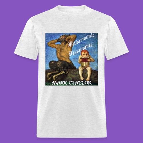 Enharmonic Dissonance copy2 jpg - Men's T-Shirt