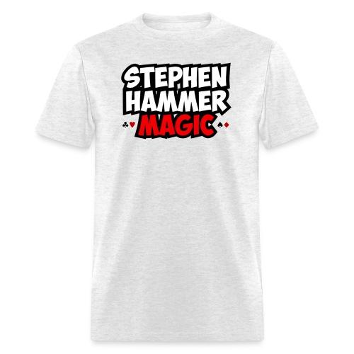 LOGOHAMMERTHICK - Men's T-Shirt