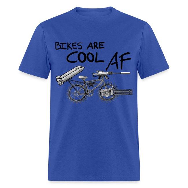 Bikes are COOL AF Dark