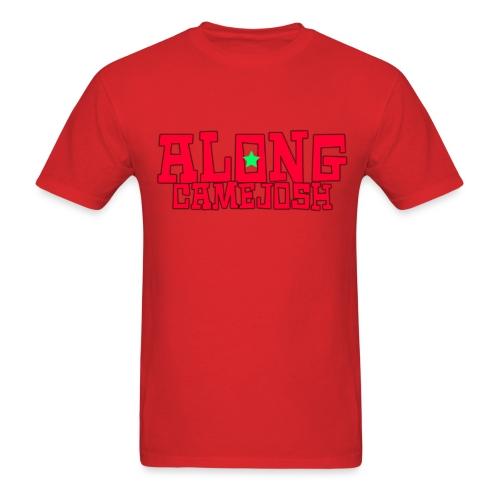 AlongCameJosh Logo - Men's T-Shirt