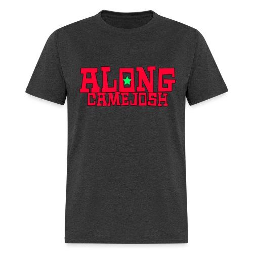 AlongCameJosh Logo - Men's T-Shirt