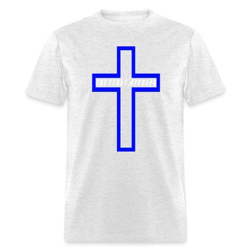 FirstAvenger png - Men's T-Shirt