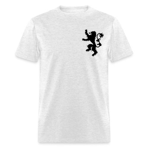 lion of lannister black - Men's T-Shirt