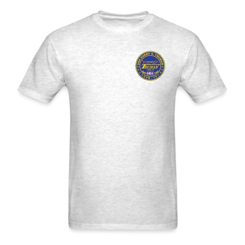 uss_harry_s_truman_svn75_ - Men's T-Shirt