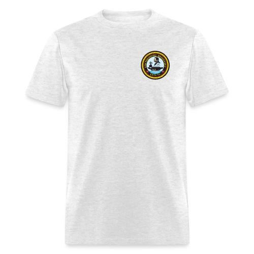 USS TR COA - Men's T-Shirt