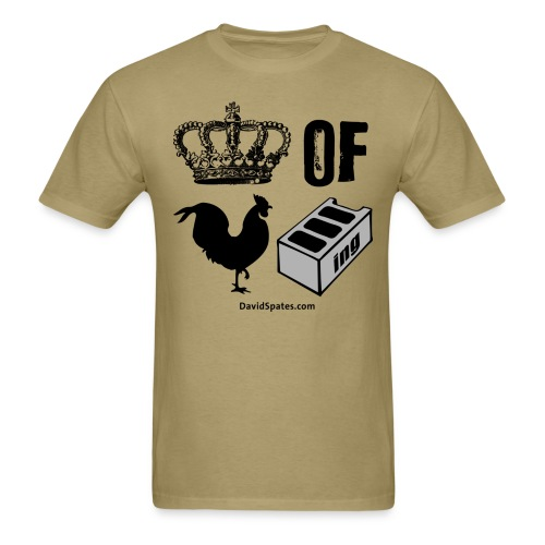 icons black - Men's T-Shirt