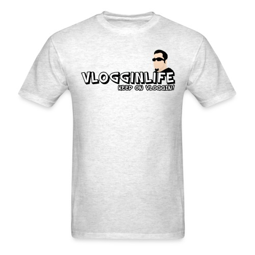 3XL/4XL Vlogginlife Hoodies - Men's T-Shirt