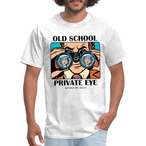 old school vintage retro - Men's T-Shirt