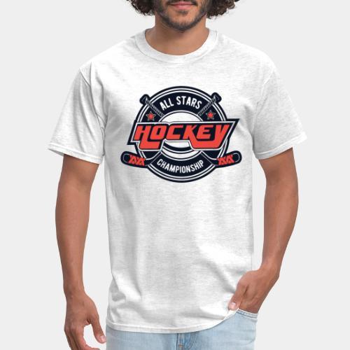 hockey all stars - Men's T-Shirt