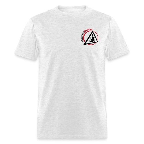 MQ Logo Front - Men's T-Shirt
