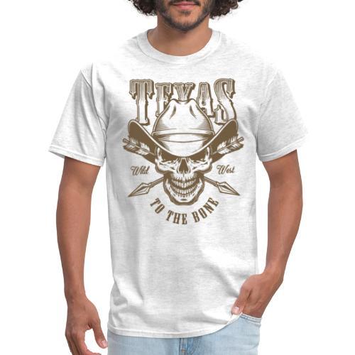 texas wild west usa - Men's T-Shirt