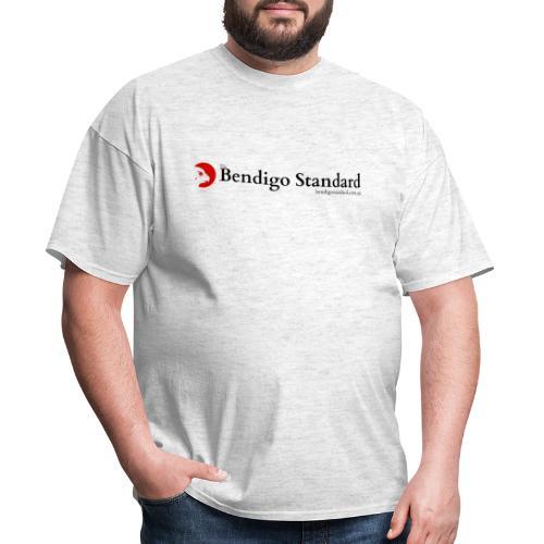 Bendigo Standard Logo - vertical - Men's T-Shirt