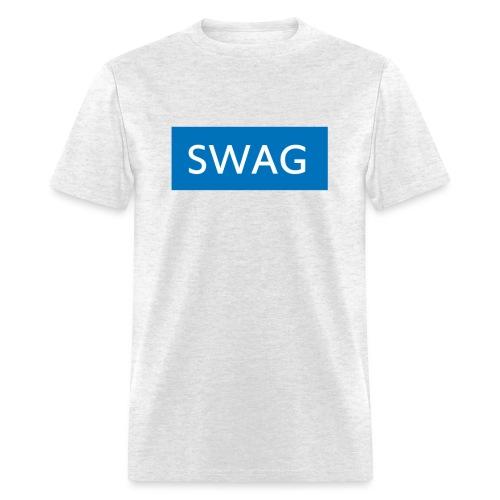 Swag blue Hoodie - Men's T-Shirt
