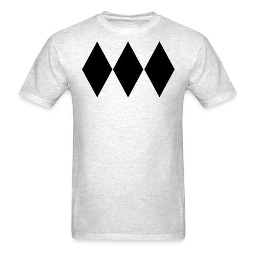 Triple Diamonds - Men's T-Shirt