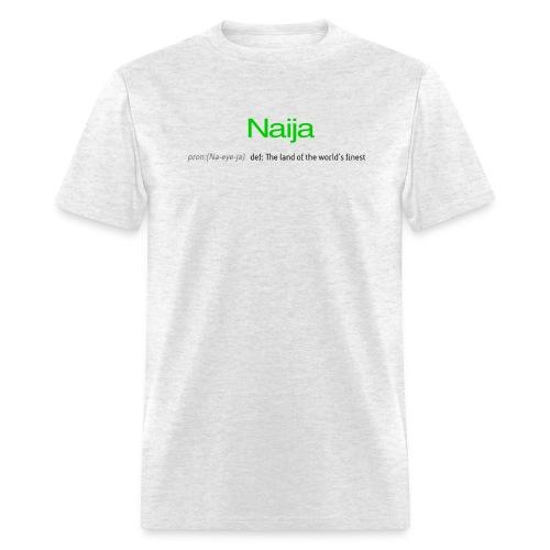 naijat - Men's T-Shirt