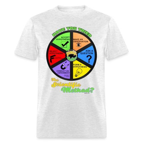 Scientific Method - Men's T-Shirt