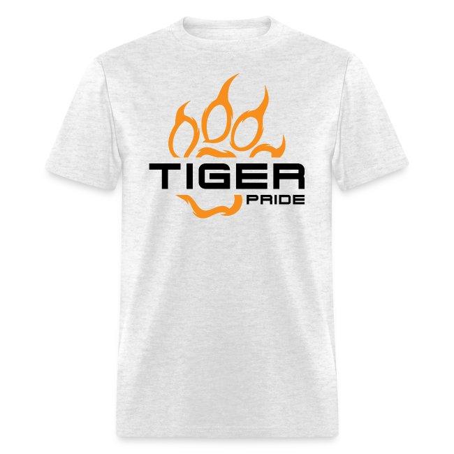 IV Tiger Pride on White