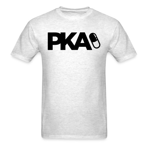 pkalogovector - Men's T-Shirt